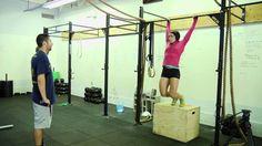 "CrossFit - ""Coaching Fran"" with Miranda Oldroyd"