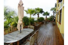 Beach Vacation Rentals, Vacation Ideas, Pensacola Beach, Beach Homes, House Front, Condo, Paradise, Deck, Patio