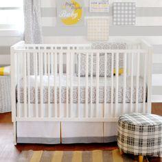 New Arrivals Crib Bedding Scarborough Fair @LaylaGrayce