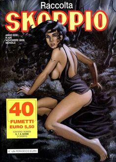 Fumetti EDITORIALE AUREA, Collana SKORPIO RACCOLTA n°426 Novembre 2009