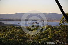 Lake Mutirikwi / Kyle in Zimbabwe.