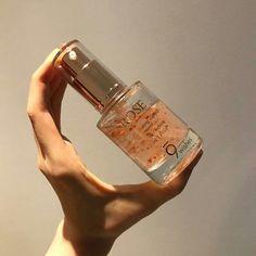 ROSE || hydrating capsule treatment
