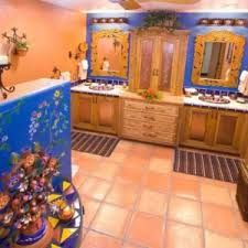 Image result for mexican tile bathroom designs