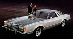 (first posted Here we have a rare bird, the Ford LTD II. You almost certainly remember its corporate sibling, the downsized 1977 Thunderbird. Ford Motor Company, Pub Vintage, Vintage Cars, Ford Ltd, Old Fords, Ford Thunderbird, Us Cars, Retro Cars, Luxury Cars
