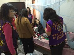 Chernuei #LionsClub (Taiwan) Visited people in need to provide assistance and deliver suppliesSubmit A Photo Admin