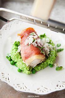 Chicken with peas Polish Recipes, Polish Food, Pesto, Recipes From Heaven, Tuna, Good Food, Favorite Recipes, Food Heaven, Dishes