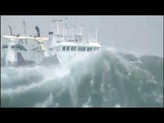 Ships In Storms Video Compilation [REAL FOOTAGE - HD] - YouTube