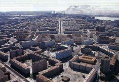 Norilsk. El núcleo poblado más al norte de Siberia.