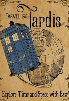 Doctor Who Tardis Vintage-Stil-Poster mehrere Gr en 5 x Etsy 11th Doctor, Tardis Doctor Who, Doctor Who Art, Eighth Doctor, The Tardis, Desenhos Doctor Who, Modern Vintage Fashion, Unique Vintage, Don't Blink