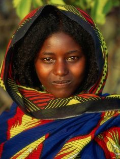 Borana tribe, Omo Valley, Ethiopia
