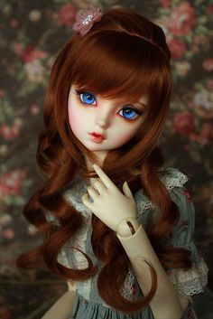 bjd These dolls are mind blowing.