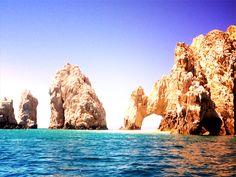 Where the desert meets the sea, Mexico