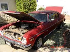 1974 Chevrolet Nova Reborn Muscle Car by Tarantula http://www.musclecarbuilds.net/1974-chevrolet-nova-reborn-build-by-tarantula