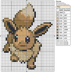 Pokemon - Seel by Makibird-Stitching on DeviantArt Beaded Cross Stitch, Crochet Cross, Cross Stitch Art, Cross Stitch Designs, Cross Stitching, Cross Stitch Embroidery, Cross Stitch Patterns, Pokemon Cross Stitch, Crochet Pokemon