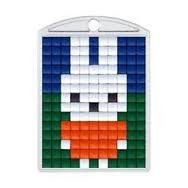 Afbeeldingsresultaat voor pixelhobby sleutelhanger paddestoel