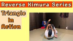 Reverse Kimura Series: Triangle - In Action #submissions #BJJ - YouTube Grappling Dummy, Triangle, Action, Youtube, Group Action, Youtubers, Youtube Movies