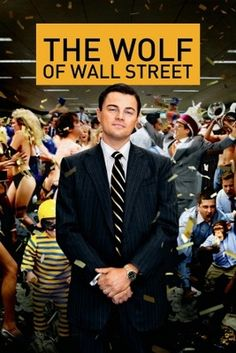The Wolf of Wall Street (2013) movie #poster, #tshirt, #mousepad, #movieposters2