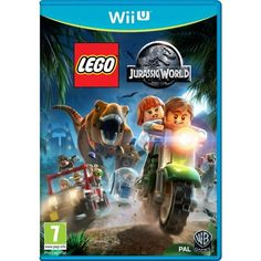 Lego Jurassic World Wii U Game | http://gamesactions.com shares #new #latest #videogames #games for #pc #psp #ps3 #wii #xbox #nintendo #3ds