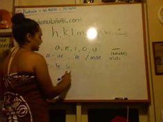 An Introduction To The Hawaiian Language