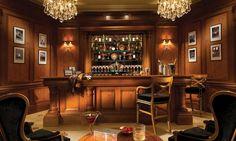 Architectural Yew Bar