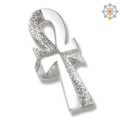 Domino Ankh XL Ring
