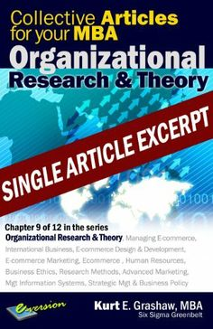 Why would an organization choose a corporate level strategy to expand its value-creation activities beyond its core domain? by Kurt Grashaw. $3.49. 4 pages. Publisher: Kurt Grashaw (October 21, 2011)