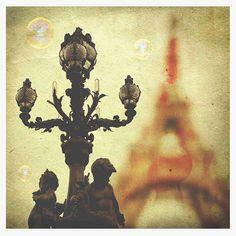Les anges de Paris