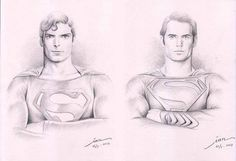 Superman Sketches!