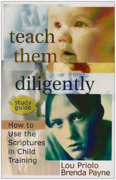 Amazon.com: teach them diligently: Books