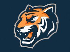 Tiger logo by Dlanid
