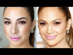 If you loved Jlo's #Oscars2015 makeup look, watch Claire show you how to recreate it! She gets her flawless skin with #CoverFX Cream Foundation in G20. #Jlo
