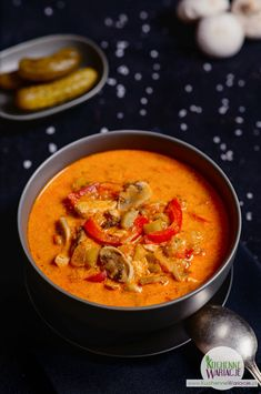 Healthy Dinner Recipes, Soup Recipes, Cooking Recipes, Baked Chicken Recipes, Food Network Recipes, Love Food, Food Porn, Food And Drink, Easy Meals