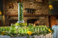 Dingle Skellig Hotel in Dingle, Kerry, Munster, caters for weddings of 250 from per person. Enquire with WeddingDates today! 5 Star Hotels, Wedding Venues, Candles, Table Decorations, Home Decor, Wedding Reception Venues, Wedding Places, Decoration Home, Room Decor