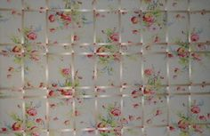 Example 9 - Cath Kidston Faded Flowers Wedding Seating / Table Plan
