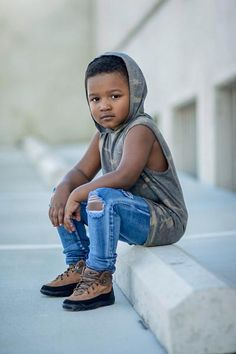 Camo hoodie tank for kids Trendy Boy Outfits, Little Boy Outfits, Kids Outfits Girls, Toddler Outfits, Kids Dress Clothes, Kids Clothes Boys, Kids Clothing, Baby Boy Fashion, Toddler Fashion