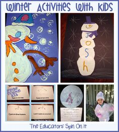 Spin On It: Afterschool Express: Winter Fun