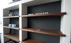 Kast Met Planken : Kast planken hout google zoeken ⚫ interieur keuken