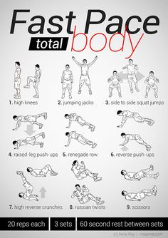 Fast Pace total body