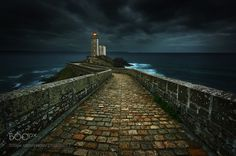 Phare... by Krzysztof_Browko #Landscapes #Landscapephotography #Nature #Travel #photography #pictureoftheday #photooftheday #photooftheweek #trending #trendingnow #picoftheday #picoftheweek