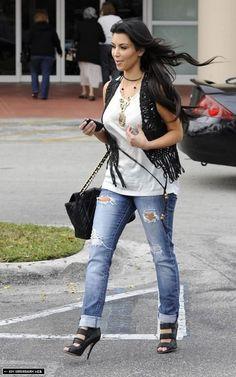 Kim - kim-kardashian Photo