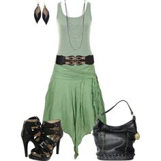 """""""Untitled #316"""" by johnna-cameron on Polyvore"""