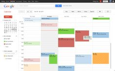 4 Reasons I think the most #productive people use Google calendar