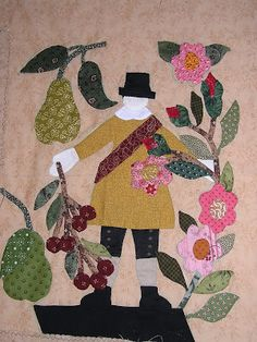The Civil War Bride Quilt: Groom
