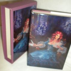 1St Edition>.ONCE MORE, MIRANDA HB in Slip Case & signed by the author Jennifer Wilde.