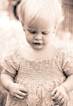 #light #girl #baby #sweet #sepia tone