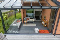 Modern Homes, Outdoor Furniture, Outdoor Decor, Cover, San, Patio, Home Decor, Pivot Doors, Curtains