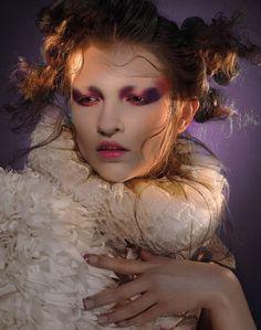 Vogue Thailand August 2014 | Varitsara Yu & Helena Luchenok by Nat Prakobsantisuk  [Beauty]