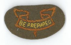 1920's United Kingdom British Scouts Boy Scout 2nd Class Rank Award Badge | eBay