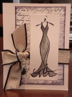 Julienne by Aunt Boo - Cards and Paper Crafts at Splitcoaststampers