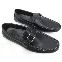GIOVANNI Men Loafer Shoes Size - 7.5 | Property Room